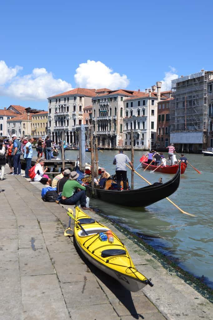 Il giallo a Venezia