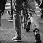 """""""Ogni scarpa una camminata, ogni camminata una diversa concezione del mondo."""" (Nanni Moretti)"""