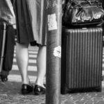 """""""Ci sono viaggi che si fanno con un unico bagaglio , il cuore."""" (Audrey Hepburn)"""